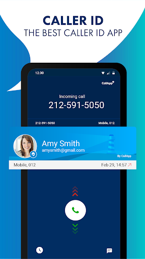 CallApp: Caller ID, Call Blocker & Call Recorder 1.438 screenshots 1