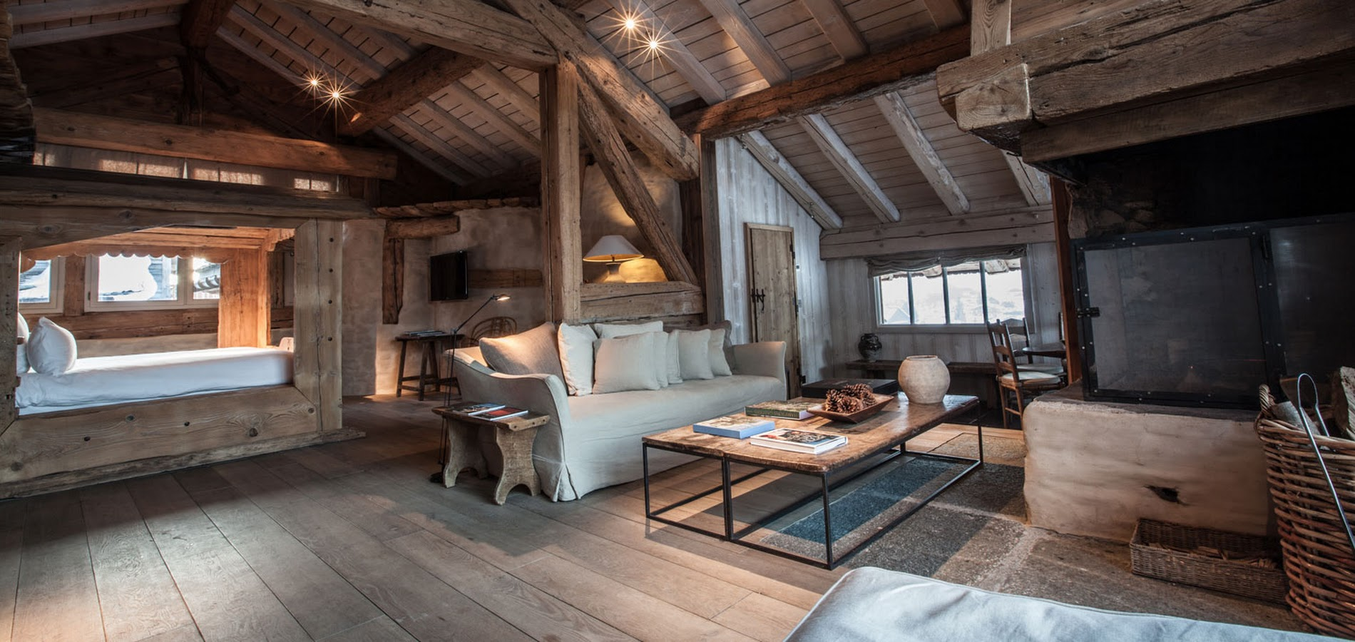 Le Chalet Zannier Eighty Four Rooms