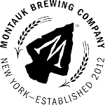 Logo for Montauk Brewing Company