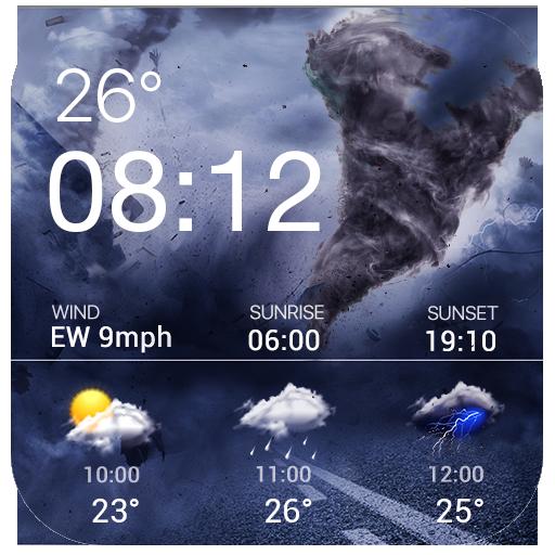 Rain & Storm Weather Forecast