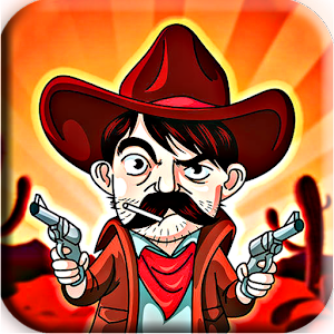 Cowboy Western Saloon Shoot 3D
