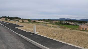 Terrain à bâtir 481 m2
