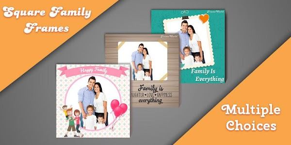 Family Photo Frame World screenshot 0