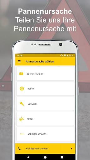 ADAC Pannenhilfe 2.4.3 screenshots 1
