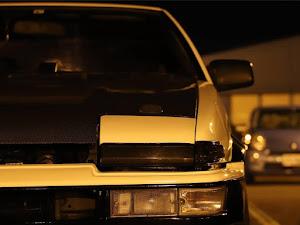 スプリンタートレノ AE86のカスタム事例画像 RYOJIN∞さんの2020年09月18日19:43の投稿