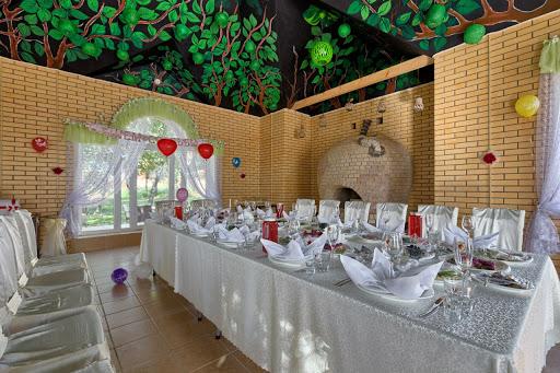 VIP-зал «Яблоко» в ресторане Лачи для свадьбы 2