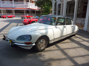 """Photo: Citroën Pallas. Very comfortable car. A friend of my drove this car in the nineties. Rust everywhere. The French cars were famous for this """"quality""""."""
