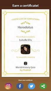 World History Quiz - Android Apps on Google Play