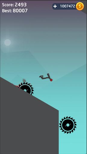 Stickman Falling Forever  screenshots 3