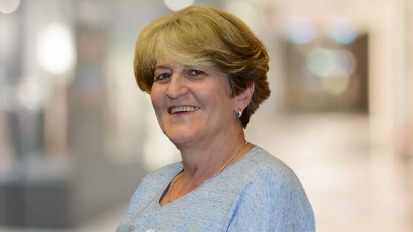 Aurona Gerber, associate professor within the Department of Informatics at the University of Pretoria.