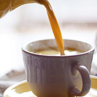 Vanilla Turmeric Tea Latte