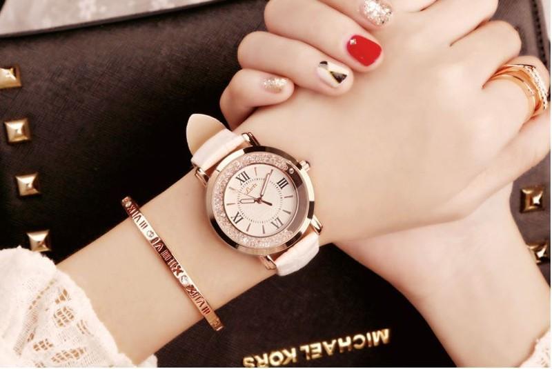 Đồng hồ thể hiện bản thân là người trưởng thành