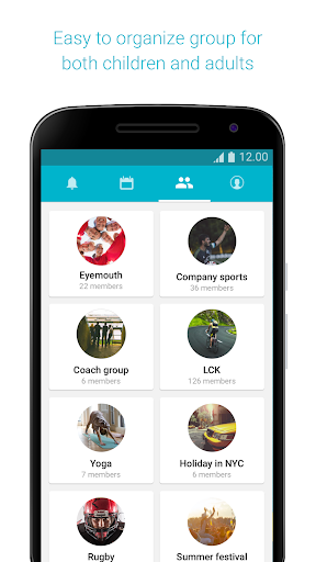 Spond - Sports Team Management screenshots 2