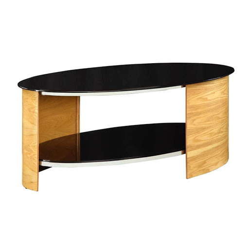 Jual Curve Oak JF301 Coffee Table