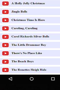 screenshot image - Christmas Classics Songs