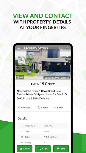 Zameen - No.1 Property Search and Real Estate App 3.6.0.3 screenshots 4