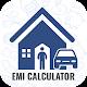 EMI Calculator -Home loan ,Personal loan ,Car loan APK