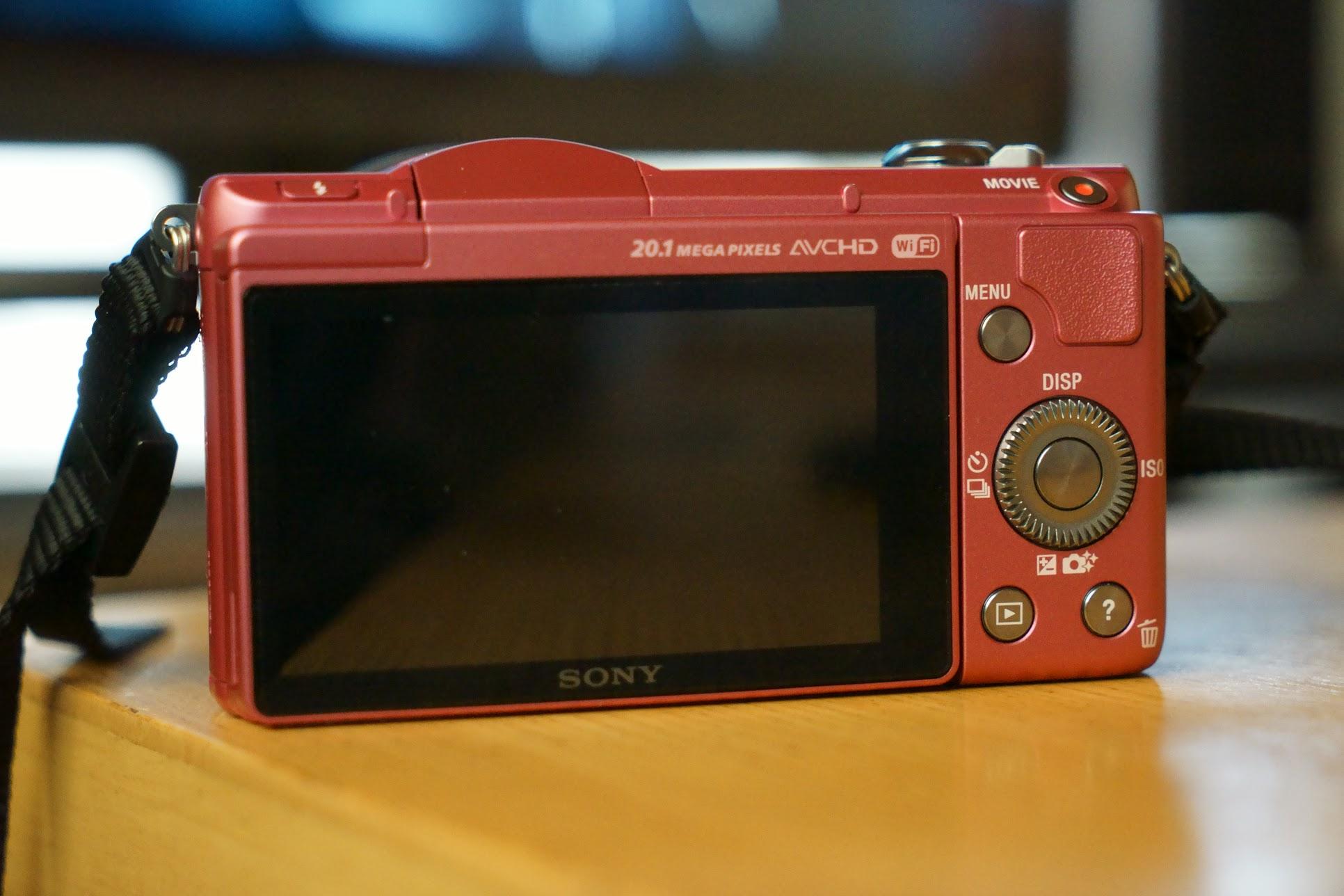 α5000と E PZ 16-50mm