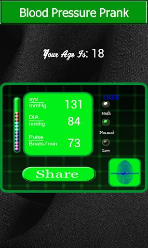 無料娱乐Appの血圧チェッカーいたずら|記事Game