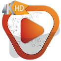 HD video player: All format video player HD 2020 icon
