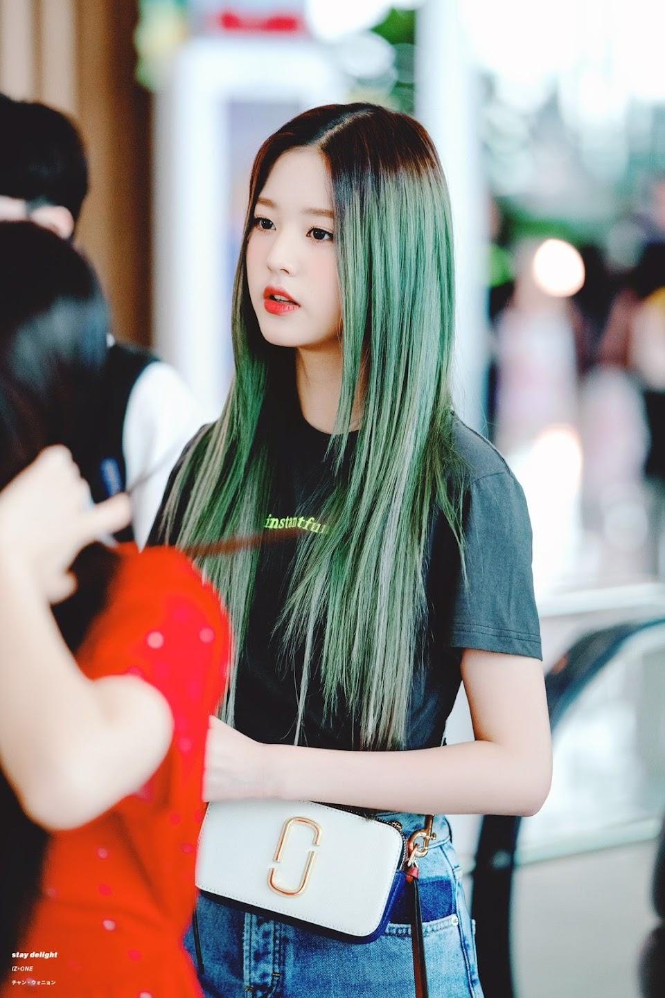 wonyoung hair 20