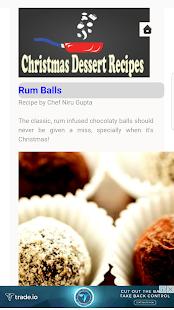 Christmas Dessert Recipes - náhled
