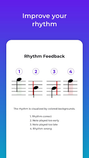 Recorder: Learn, Practice & Play by tonestro screenshot 4