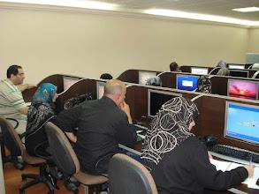 Photo: مختبر الكمبيوتر