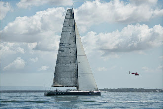 Photo: There's more than one boat in the race, Seven!