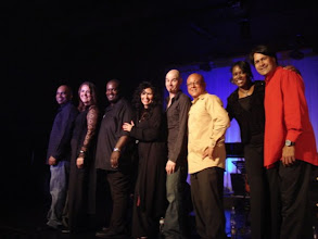 Photo: March 2007- Some of San diego's finest jazz musicians!