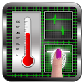 Body Temperature Check : Thermometer Fever Tracker icon