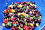Sweet N' Spicy Black Bean Salad Recipe