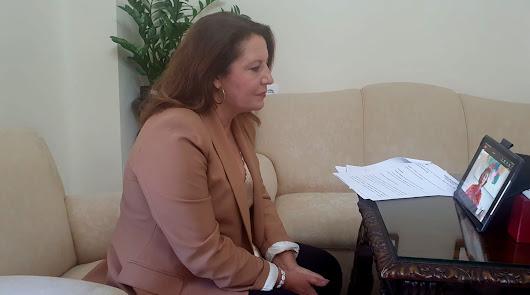 """Rocío Medina, """"ejemplo de mujer empresaria, valiente y luchadora"""" del campo"""
