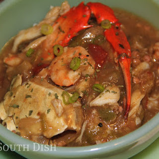 Shrimp Crab Okra Gumbo Recipes
