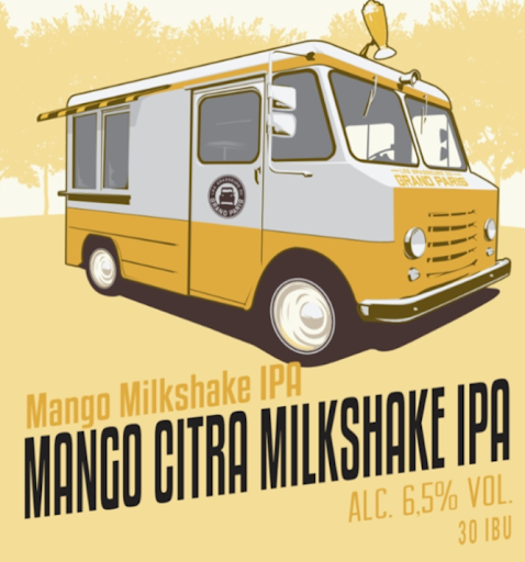 Mango Citra Milkshake IPA