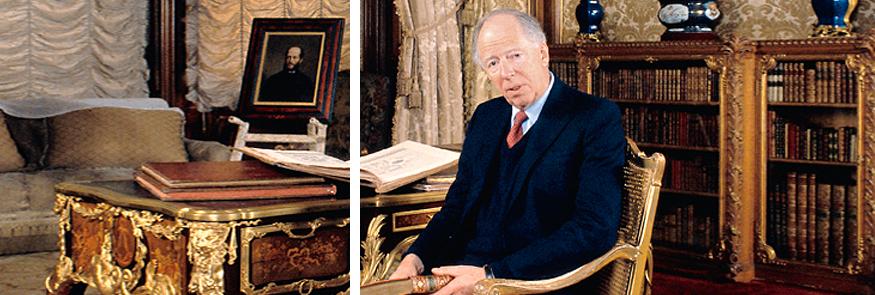 Ρόθτσιλντ Ιουδαίος τραπεζίτης και δυνάστης της ανθρωπότητας, Rothchild Jew banker and οppressor of humanity.