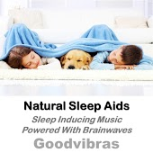 Natural Sleep Aids (Sleep Inducing Music Powered With Brainwaves)
