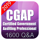 Certified Government Auditing Professional Apps icon