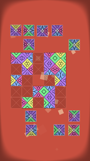 AuroraBound - Pattern Puzzles - screenshot