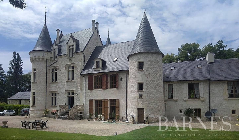 Castle Loudun