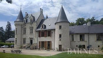 château à Loudun (86)