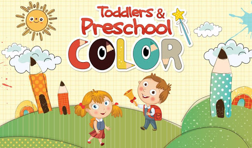Toddlers And Preschool Color