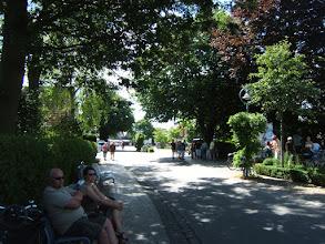 Photo: Orts-Impressionen aus dem Ostseeheilbad ZINGST/ Darß ( Strandstraße, Zingst ) ( siehe auch http://www.freie-ferienwohnung-zingst.de und http://www.binz-zingst-kuehlungsborn.de )