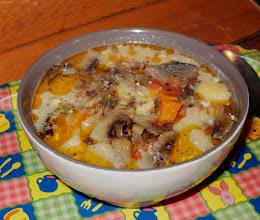 Photo: Zupa grzybowa z pieczarek (39)