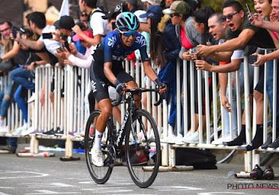 Ivan Ramiro Sosa start in 2020 in de Ronde van Spanje