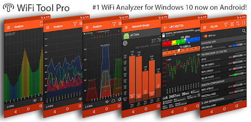 WiFi Tool Applications (apk) téléchargement gratuit pour Android/PC/Windows screenshot
