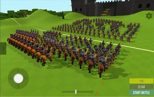 Medieval Battle Simulator: Sandbox Strategy Game 1.5 screenshots 6