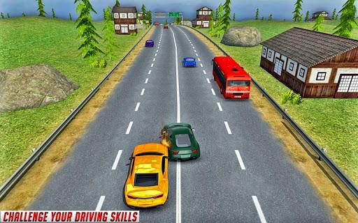 Modern Car Traffic Racing Tour - free games 3.0.11 screenshots 5