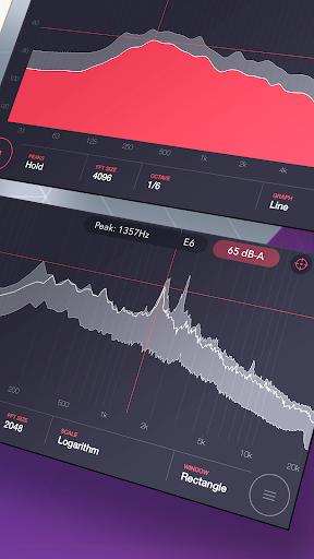 dB Meter - measure sound & noise level in Decibel  screenshots 5