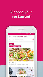 App foodora - Local Food Delivery APK for Windows Phone